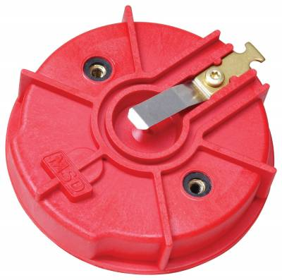 Distributor and Magneto - Distributor Rotor - MSD - Rotor, Incl.Base,Fits LP CT Dists,84697 - 8457