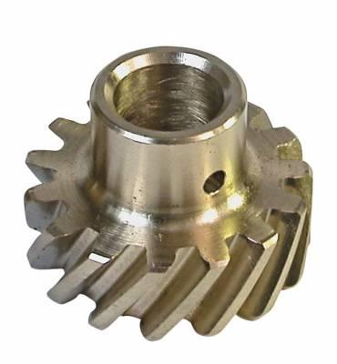 Distributor and Magneto - Distributor Drive Gear - MSD - Distributor Gear, Bronze, Ford 351C, 460 - 8581