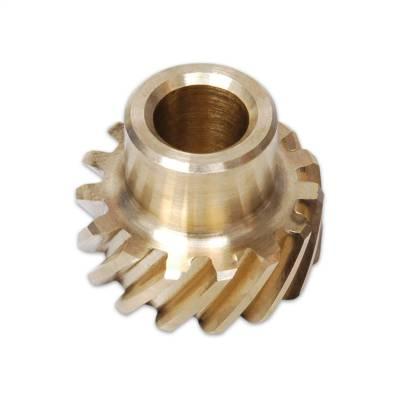 Distributor and Magneto - Distributor Drive Gear - MSD - Distributor Gear, Bronze, Ford, 302 - 8583