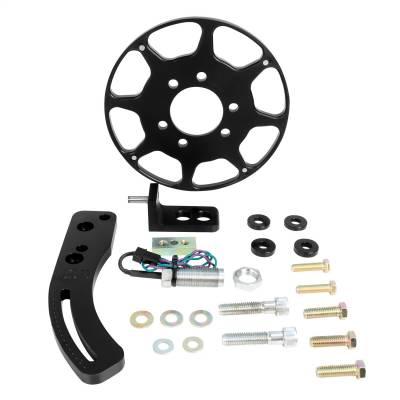 MSD - Crank Trigger Kit, Fly. Magnet, BBC,BLK - 86203