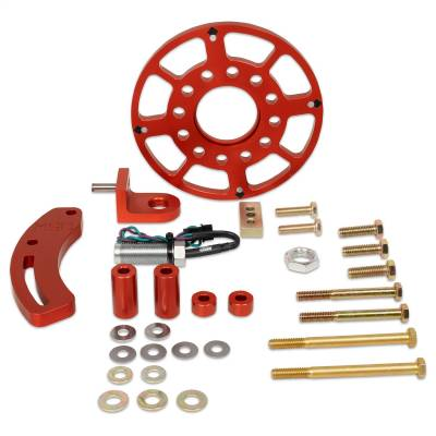 Sensors - Ignition Crank Trigger Kit - MSD - Crank Trigger Kit, Ford Small Block - 8640