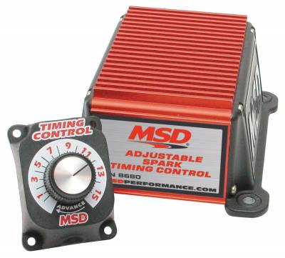 Adjustable Timing Control, MSD 5, 6, 7 - 8680