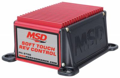 Secondary Ignition - Engine Ignition RPM Governor - MSD - Soft Touch Rev Control, Magnetic & Point - 8728