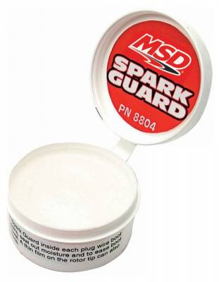 Functional Fluid, Lubricant, Grease (including Additives) - Dielectric Grease - MSD - Spark Guard - 8804