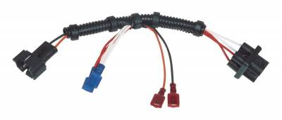 MSD - Harness, MSD 6 to GM Dual Connector Coil - 8876