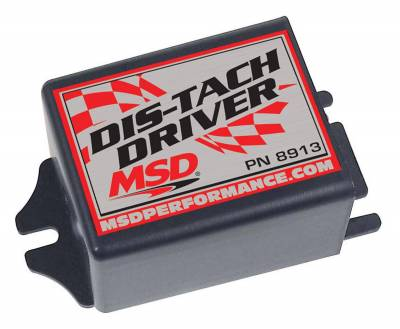 Instrument Panel - Tachometer Driver - MSD - Tach Driver, Distributorless Ignitions - 8913