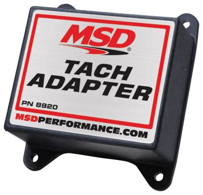 Fuel Injection System and Related Components - Tachometer / Fuel Injection Pickup - MSD - Tach Adapter, Magnetic Trigger - 8920