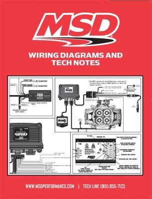 Books - Technical Specification Book - MSD - Wiring Diagrams and Tech Notes - 9615