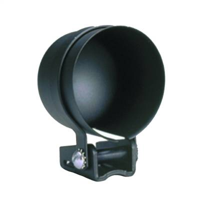 "AutoMeter - GAUGE MOUNT, 2 5/8"", PEDESTAL W/ BLACK CUP, FOR ELEC. GAUGE - 3202"