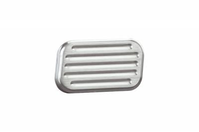 Lokar Billet Aluminum Brake Pad - BAG-6002