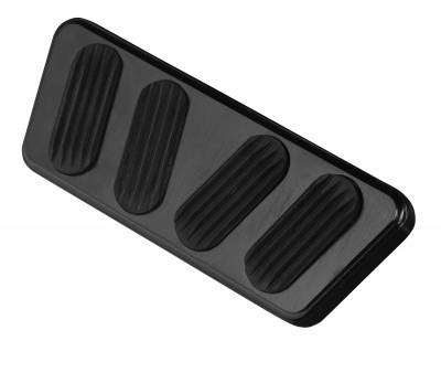 Search - Searchable Only - Lokar - Lokar BLACK 1964-1968 MUSTANG AUTO BRAKE PAD - XBAG-6123