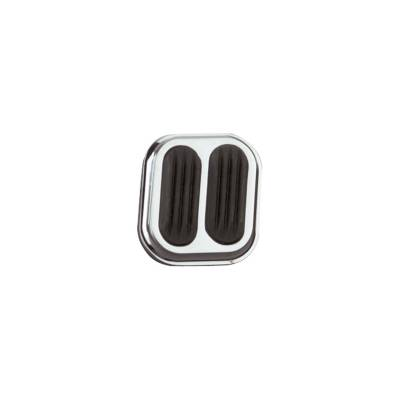 Switches - Dimmer Switch - Lokar - Lokar Chromed Steel Dimmer Cover - SG-6009