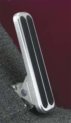 Floor - Accelerator Pedal - Lokar - Lokar Floor Mounted Gas Pedal W/Insert - FMG-6098
